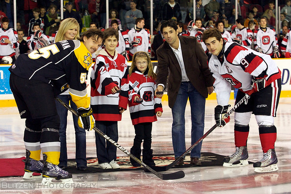 Michael Peca and Family